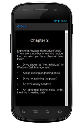 玩生產應用App Recover Hard Disk Data Guide免費 APP試玩