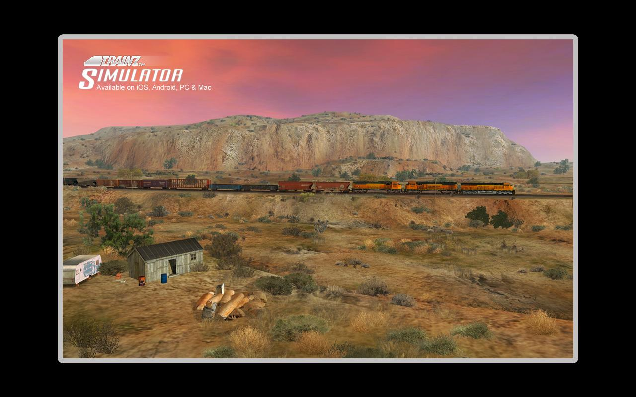 Trainz Gallery- screenshot