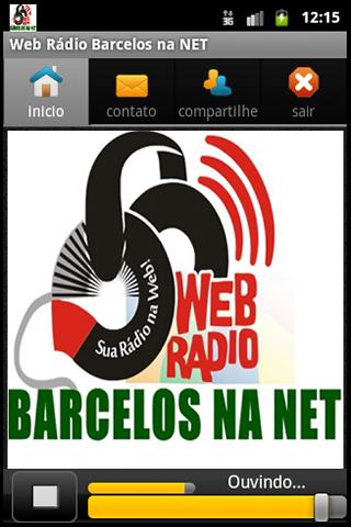 Web Rádio Barcelos