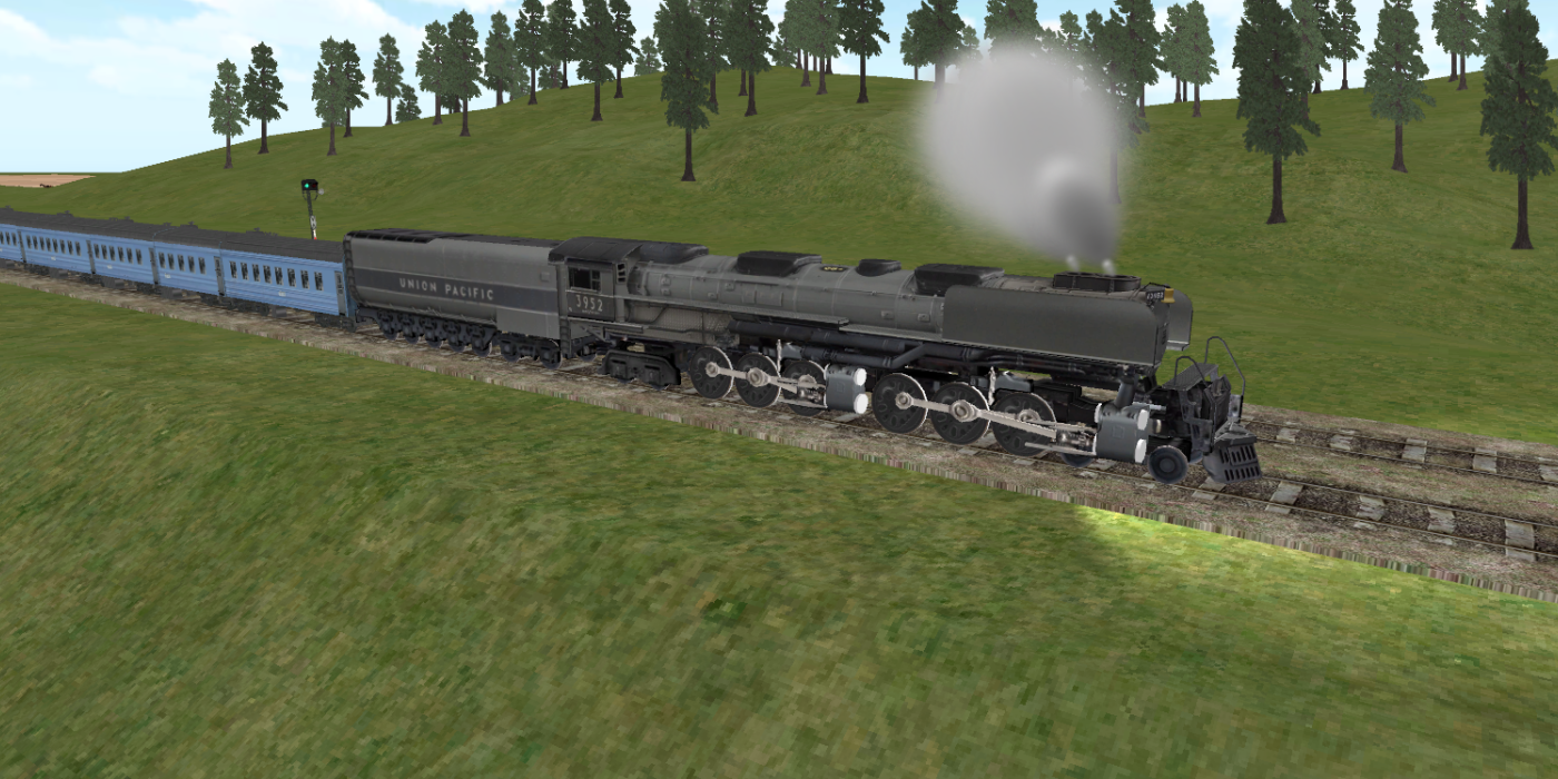 Train Sim - screenshot
