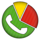 Call Stats & caller ID icon