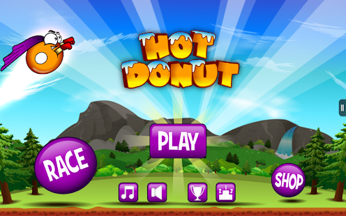 Hot Donut - screenshot thumbnail