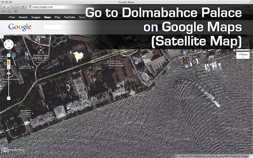Dolmabahce Palace AR- screenshot thumbnail