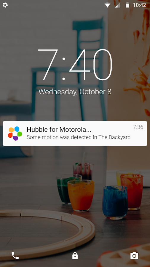 Hubble for Motorola Monitors- screenshot
