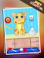 Screenshot of Pet Hospital - Fun Doctor Game