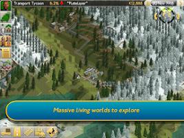 Screenshot of Transport Tycoon Lite