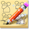 Easy Drawing for Kids icon