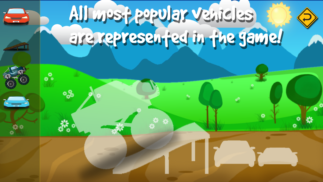 Live Kids Puzzles - Cars- screenshot