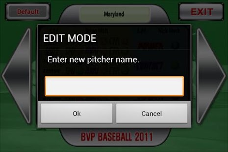 Batter VS Pitcher 2012 - screenshot thumbnail