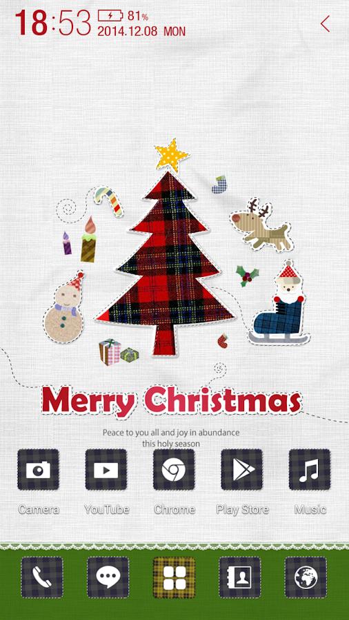 Check Fabric Atom Theme - screenshot