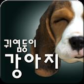 [Anip] 귀염둥이 강아지 라이브 배경화면