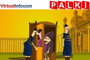 Screenshot of ComicsPalki