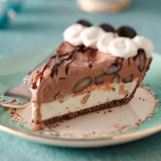 Minty Ice Cream Pie