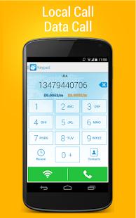 AVT Mobile International Calls - screenshot thumbnail