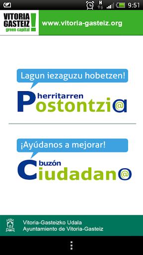 Citizen's Mailbox
