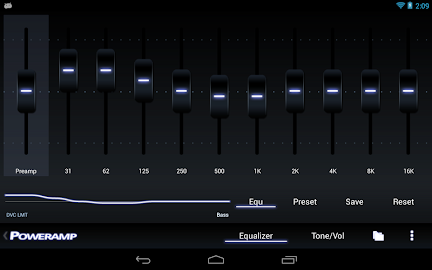 Poweramp Music Player (Trial) Screenshot 34