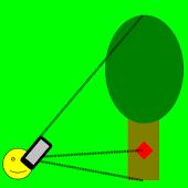 Baumhöhenmesser