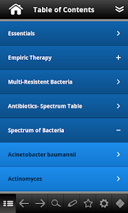 Antibiotics pocket - screenshot thumbnail