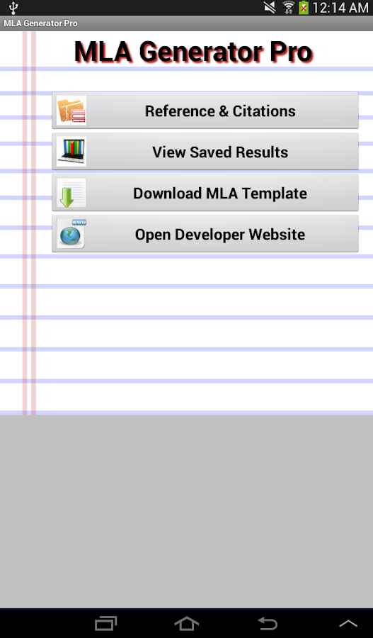 mla format 7th edition generator Mla's new 8th edition has differences from the 7th edition that can seem initmidating, but it's actually easier than ever before let us show you.