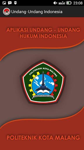 UU Hukum Republik Indonesia
