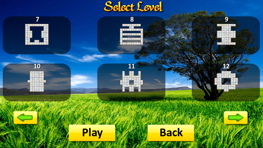 Domino Solitaire - screenshot