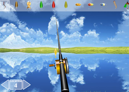 Gone lake fishing free apk for blackberry download for Lake fishing games