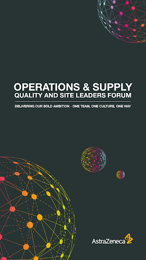 Ops Supply - Qual Site Forum