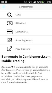 Cambiomerci- screenshot thumbnail