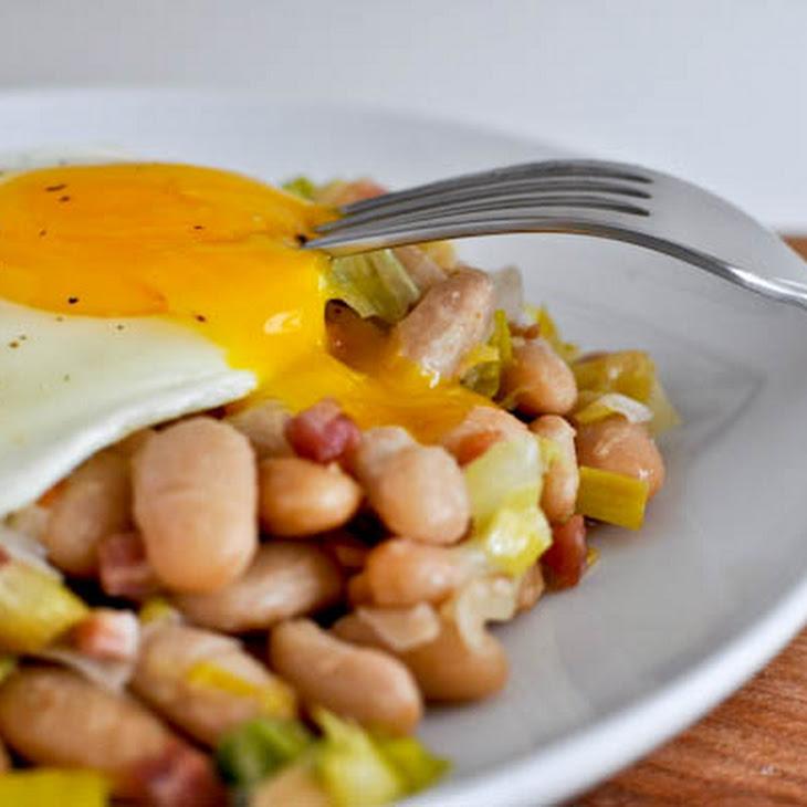 White Bean Hash