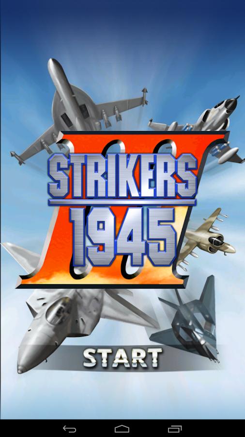 STRIKERS 1945-3 on AppGamer com