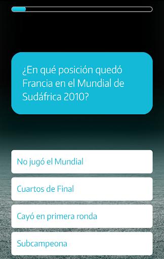 Preguntas fútbol