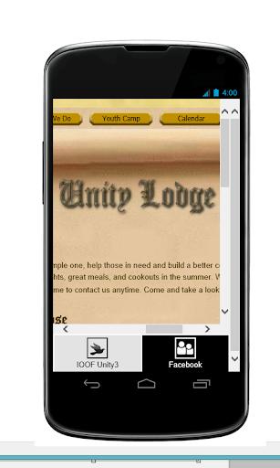 IOOF Unity Lodge 3