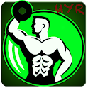 MYR Drop Set Superset Workout icon