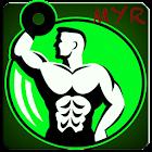 MYR Drop Set Superset Workout icon