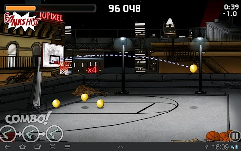 Tip-Off Basketball - screenshot thumbnail