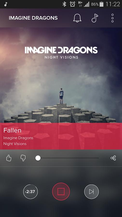 Youradio - screenshot