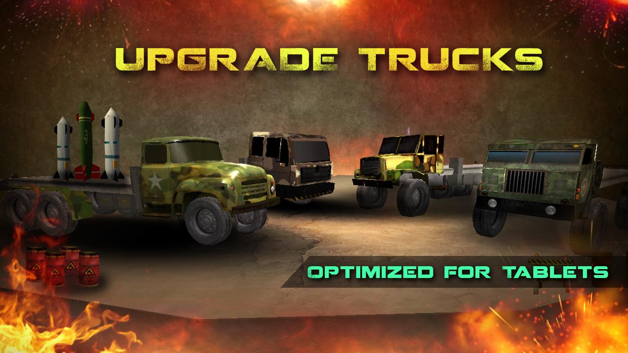 Bomb Transport 3D- screenshot
