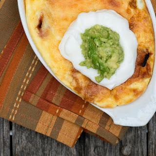 Baked Taco Fritatta
