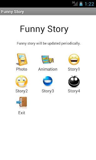 Funny story humor