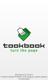 TookBook reader - screenshot thumbnail