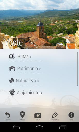 【免費旅遊App】Rutas GPS Sierra del Segura-APP點子