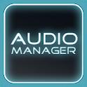 Audiomanager Skin: Glow Legacy logo