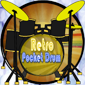 Retro Pocket Drum
