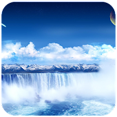 Water Fall Live Wallpaper HD