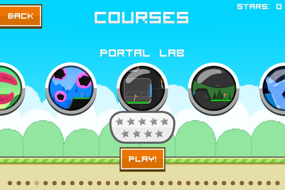 Flappy Golf screenshot #5