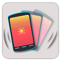 Shake Brightness Control icon