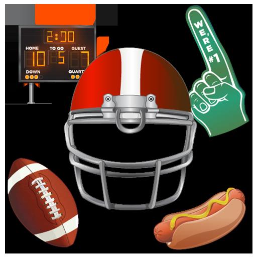 Aviary 貼紙:美式足球 程式庫與試用程式 App LOGO-硬是要APP