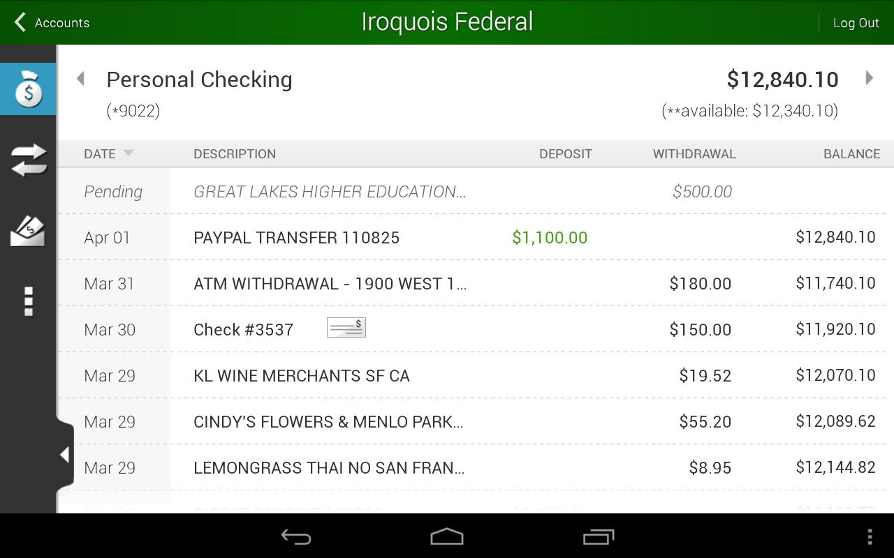 Iroquois Federal - screenshot