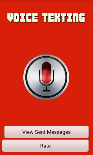 Voice Texting Ad Free