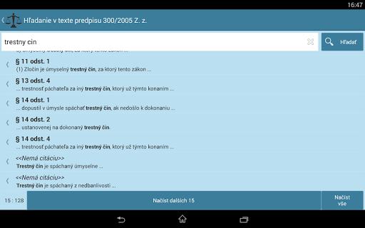 【免費商業App】Zákony pre ľudí-APP點子